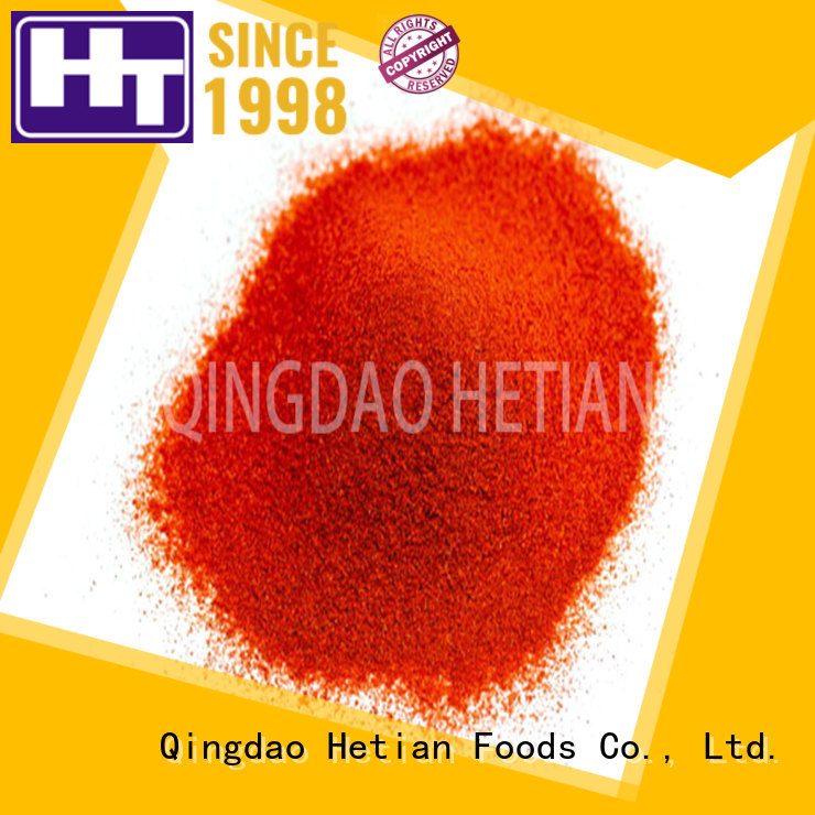 Hetian paprika spices on sale for party
