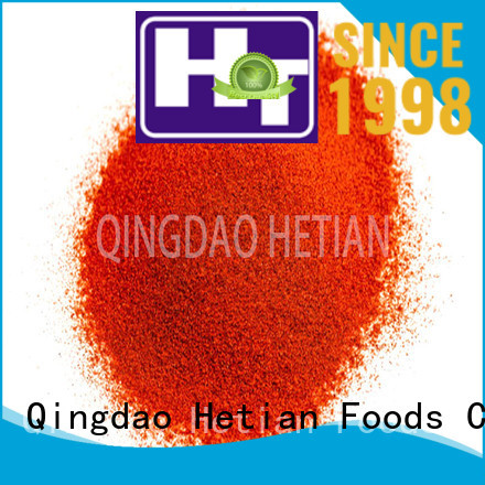 organic paprika pod from China for party