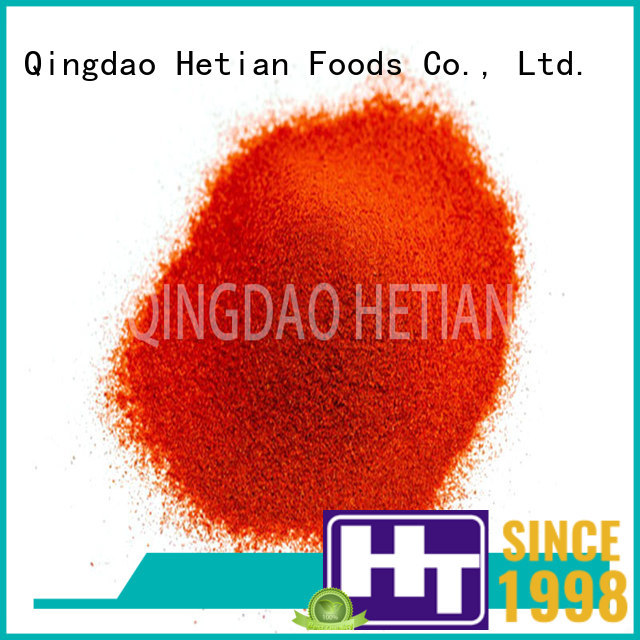 120asta paprika flakes spices for food Hetian