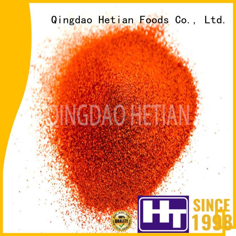 without crushed paprika seasoning for food Hetian