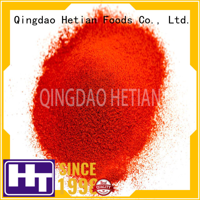 organic paprika spices from China for party