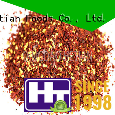 Hetian chile flakes supplier for home
