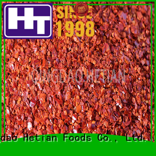 Hetian dried chili peppers supplier for cafe shop