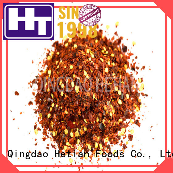 Hetian chilli spices directly sale for hotel