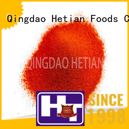 Hetian secure dried paprika from China for party