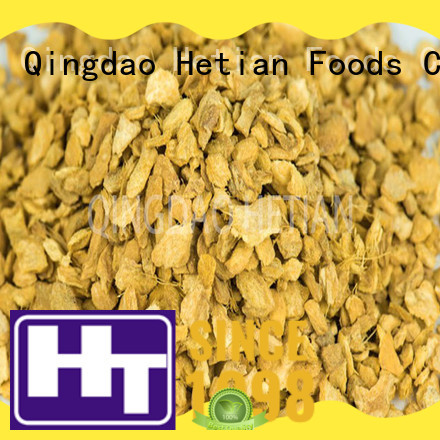 Hetian tasty ginger flakes wholesale for hotel
