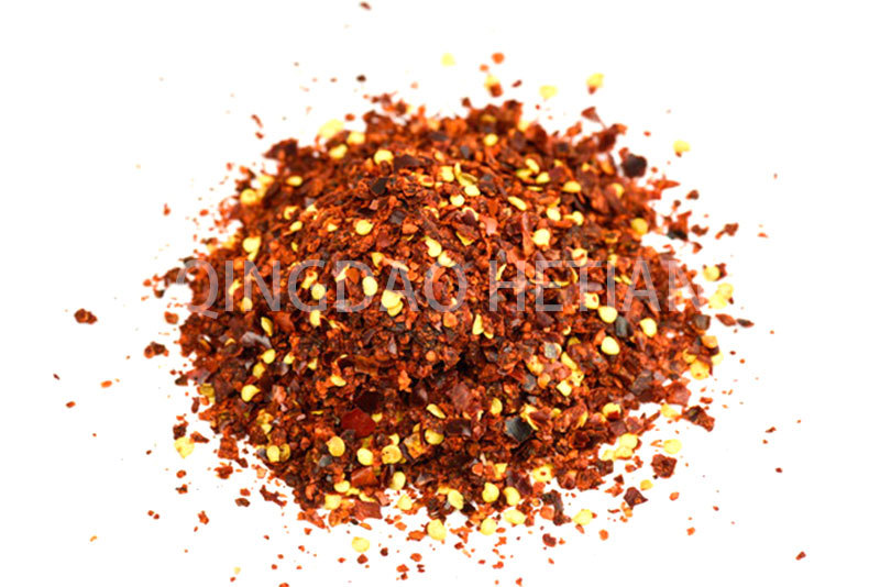 Quality Crushed Chili Flakes 3-5mm with 15% Seeds