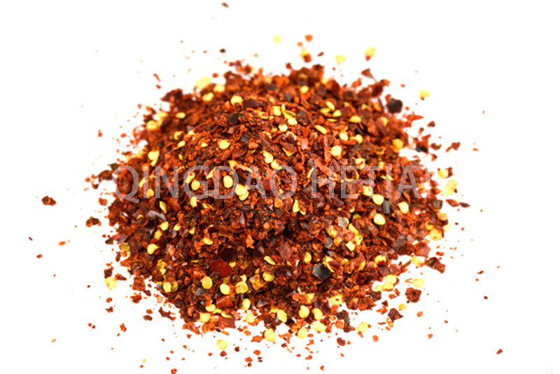 Crushed Chili Flakes 3-5mm with 15% Seeds