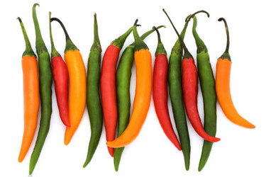 Introduction to Vegetables: Chillis