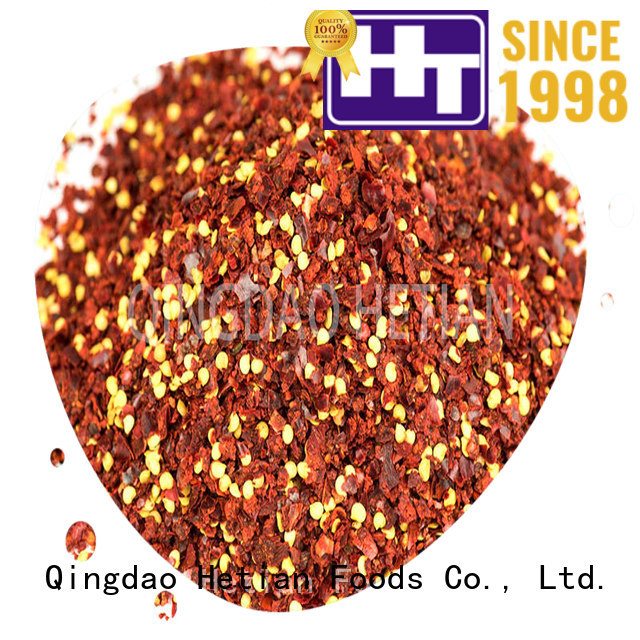 Hetian dry red chilli supplier for hotel
