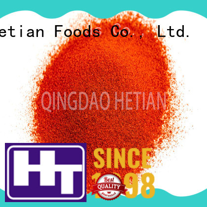 Hetian crushed paprika from China for dining