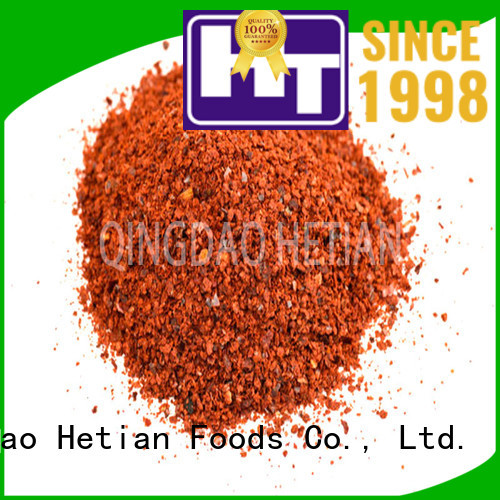Hetian crushed paprika from China for party
