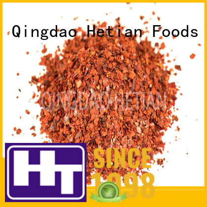 natural chili pepper flakes wholesale for cafe shop