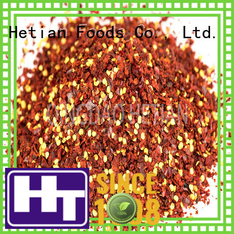 natural crushed chilli factory price for restaurant