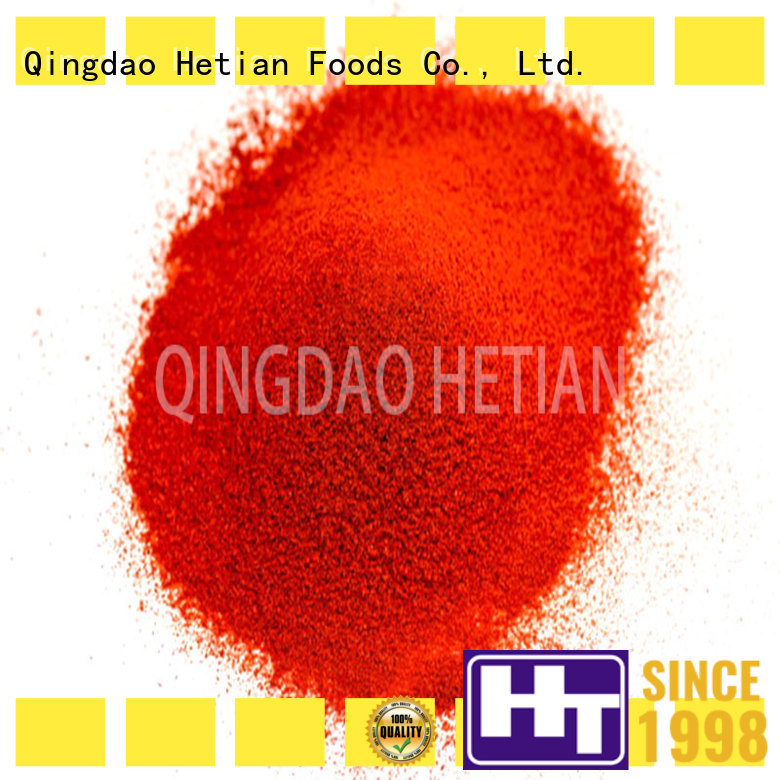 Hetian paprika powder on sale for dining