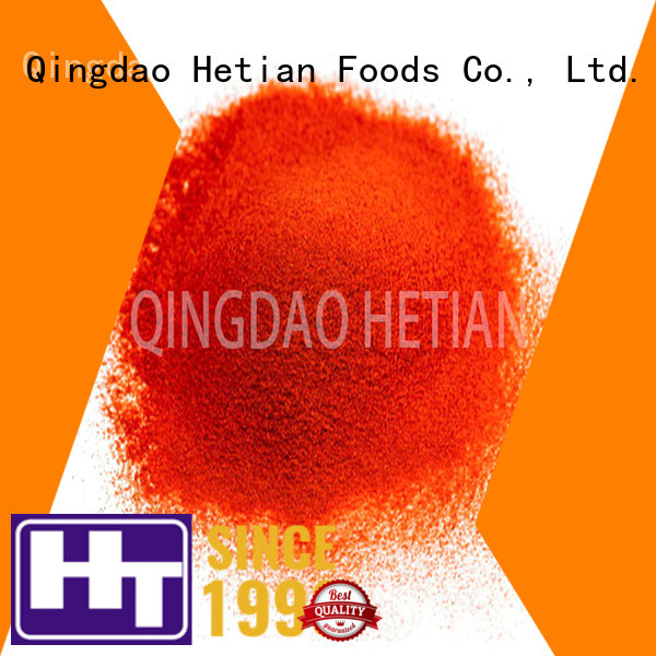 Hetian safe crushed red pepper for home
