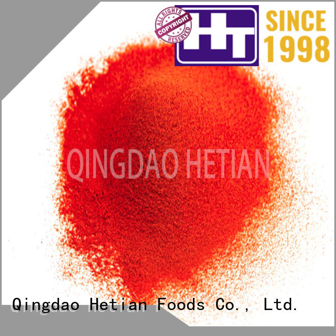 Hetian healthy dried crushed red pepper smalll for home