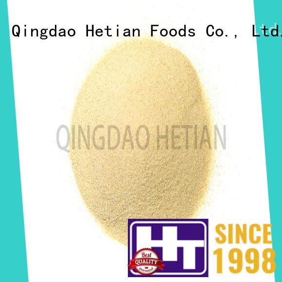 natural garlic granules manufacturer for home