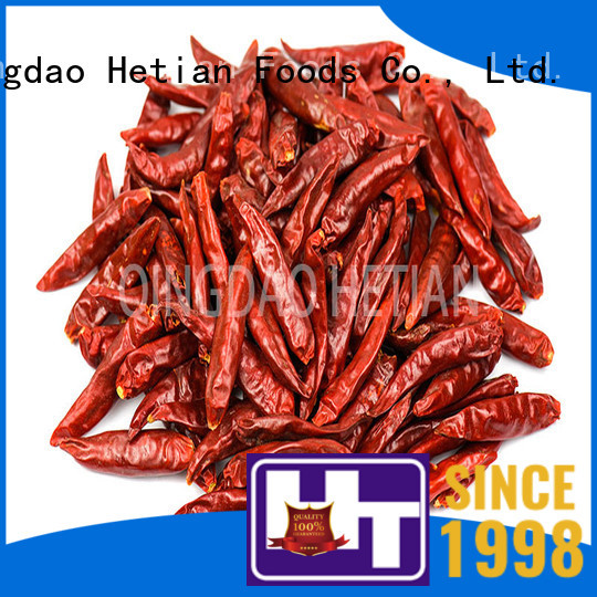 Hetian safe crushed pepper flakes wholesale for restaurant