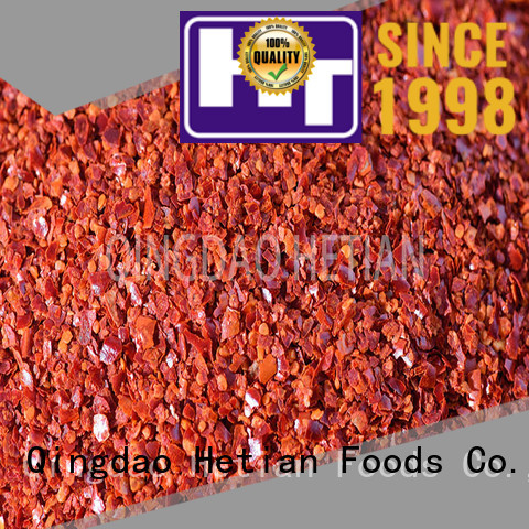 natural chili pepper powder wholesale for cafe shop
