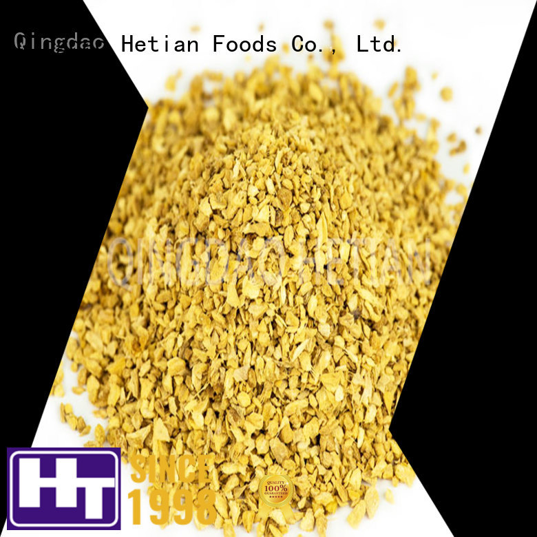 Hetian good quality organic ginger powder manufacturer for shop