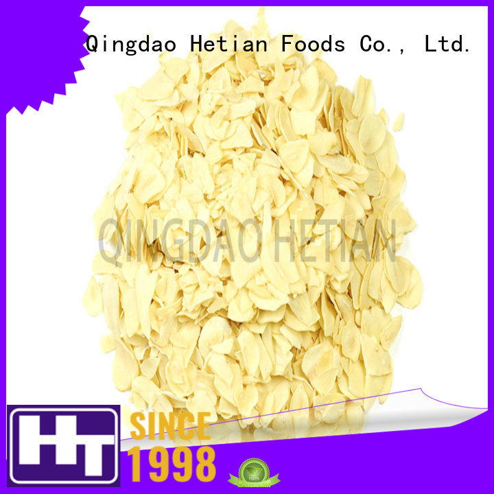 organic garlic granules 1626mesh for restaurant Hetian