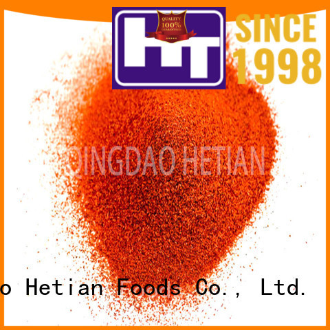 high quality paprika powder on sale for party