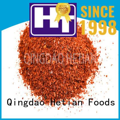 natural paprika flakes manufacturer for dining