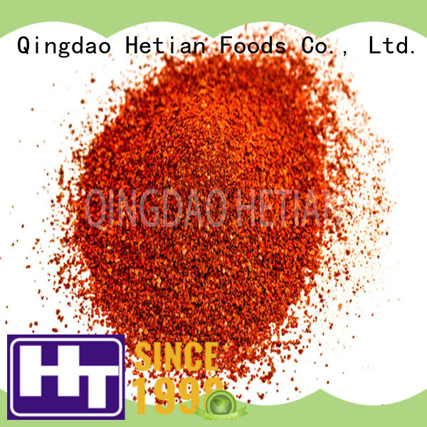 Hetian large dry red chilli manufacturers supplier for cafe shop