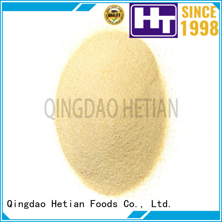 Hetian safe garlic spices online for hotel