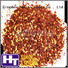 Hetian natural crushed pepper flakes c3 for cafe shop