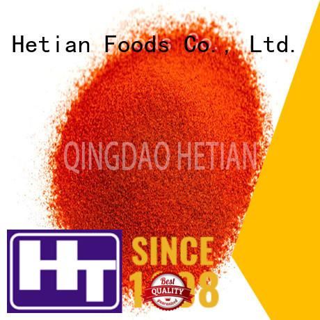 natural paprika powder manufacturer for party