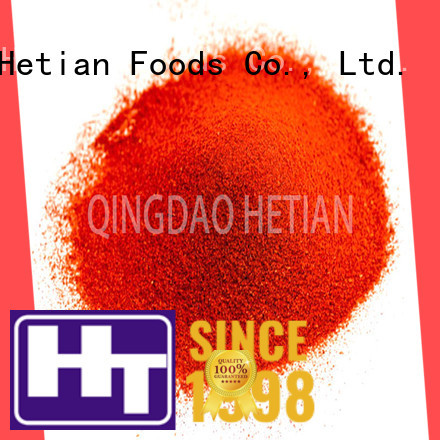 Hetian high quality paprika spices on sale for wedding