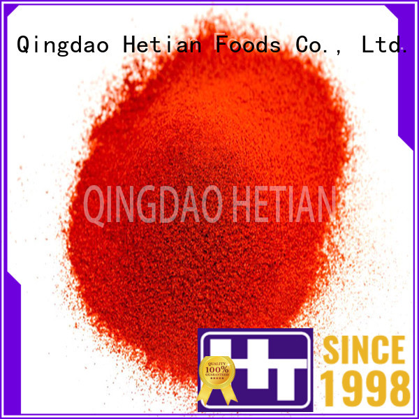 Hetian high quality paprika spices from China for food