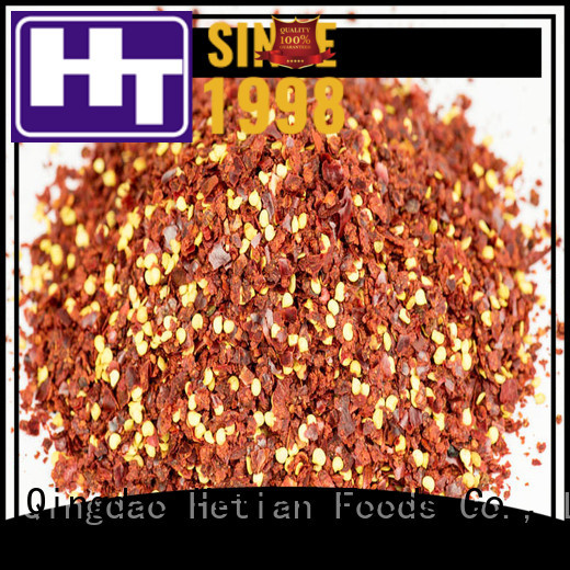 Hetian safe chilli spices supplier for home