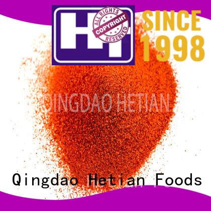 Hetian dried paprika manufacturer for wedding