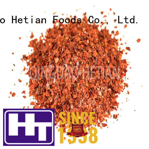natural crushed chili pepper factory price for restaurant