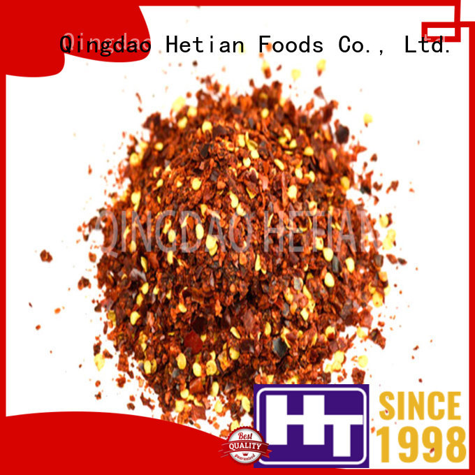 Hetian safe pepper flakes supplier for home