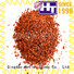 Hetian natural hot pepper flakes for cafe shop