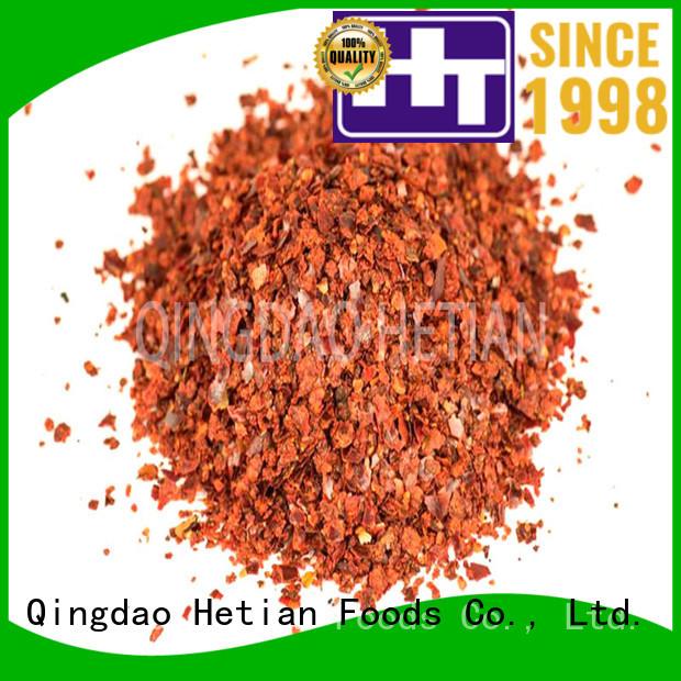pepper flakes b2 for hotel Hetian