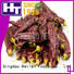 Hetian high quality crushed paprika manufacturer for party