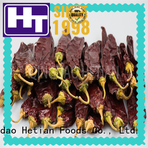 Hetian high quality sweet paprika flakes for food