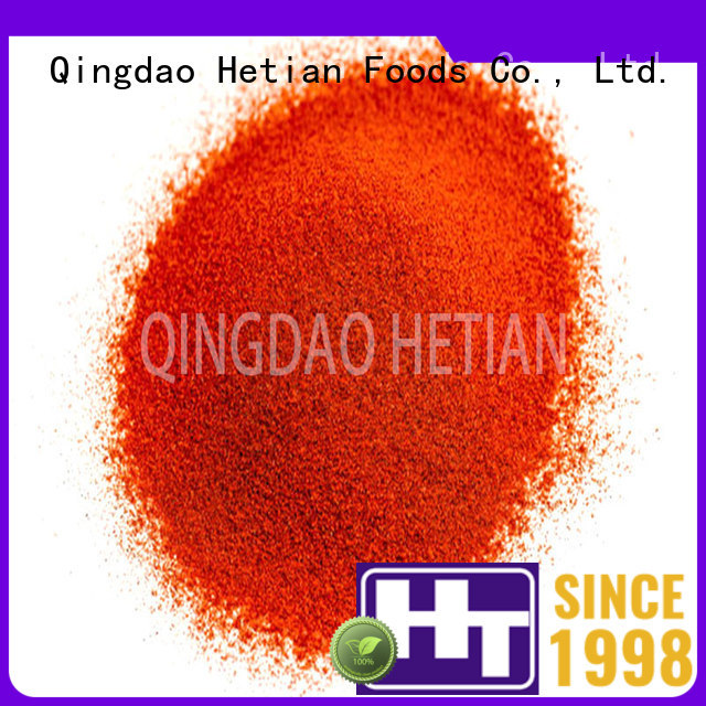 secure paprika flakes from China for party