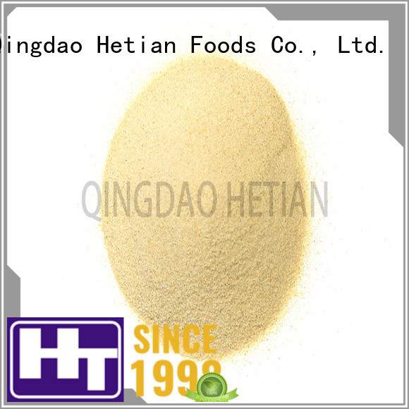 Hetian garlic granules online for hotel
