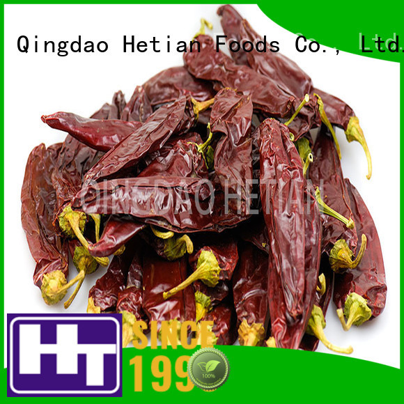 Hetian natural paprika flakes from China for food
