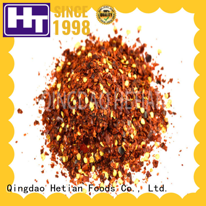 healthy chilli spices factory price for restaurant