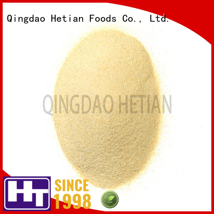 Hetian dried garlic flakes manufacturer for home