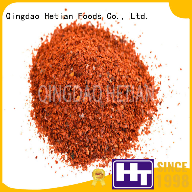 Hetian natural paprika spices promotion for food