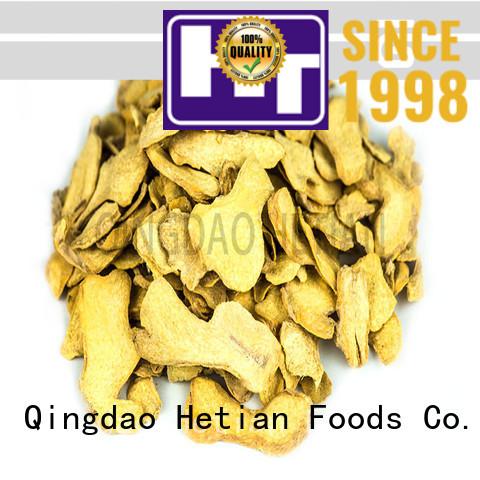 Hetian ginger granules manufacturer for home