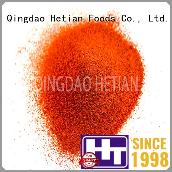 high quality crushed paprika promotion for wedding
